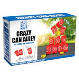 High Five - Crazy Can Alley