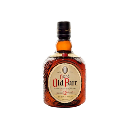 Old Parr · Whisky 12 años 750 ml