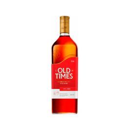 Old Times · Whisky red 750 ml